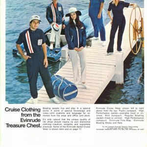 1974 Evinrude Brochure Page 32-Back Cover