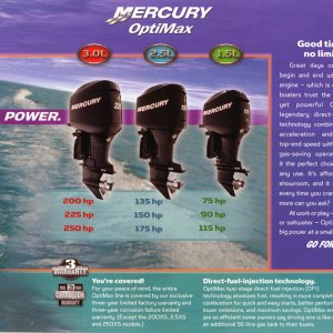 2006 Mercury Outboard Brochure Page 15