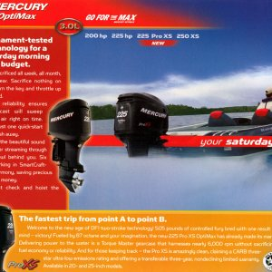 2006 Mercury Outboard Brochure Page 16