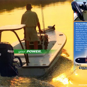 2006 Mercury Outboard Brochure Page 21