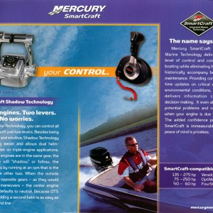 2006 Mercury Outboard Brochure Page 23