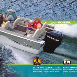 2006 Mercury Outboard Brochure Page 25