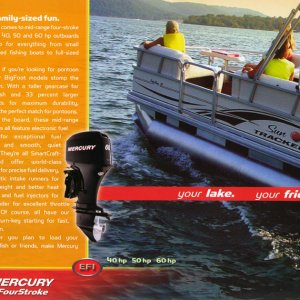 2006 Mercury Outboard Brochure Page 26