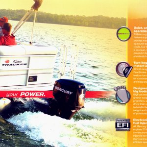 2006 Mercury Outboard Brochure Page 27