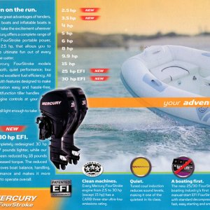 2006 Mercury Outboard Brochure Page 28