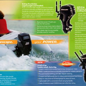 2006 Mercury Outboard Brochure Page 29