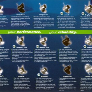 2006 Mercury Outboard Brochure Page 30