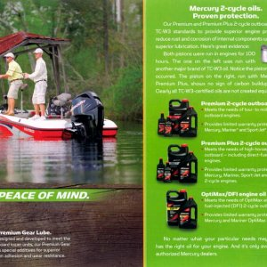 2006 Mercury Outboard Brochure Page 33