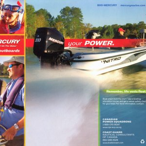 2006 Mercury Outboard Brochure Page 36