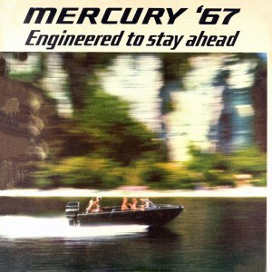 1967 Mercury Outboard Brochure Page 1