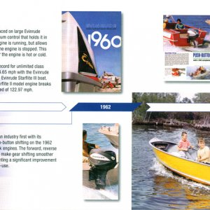 100th Anniversary Evinrude Brochure Page 9