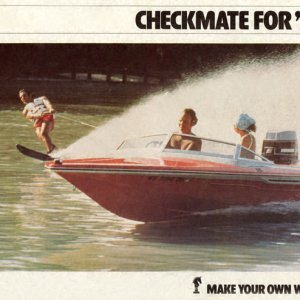 1979 Checkmate Brochure Front Cover