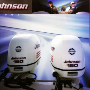 2002 Johnson Brochure Front Cover